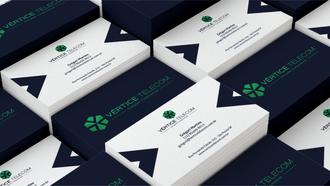 Cartão Vértice Telecom