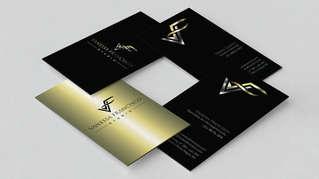 Cartão Vanessa Francisco e Israel Canto