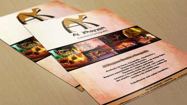 Flyer Al Khayyam