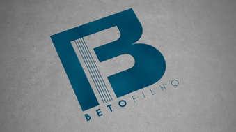 Logotipo Beto Filho