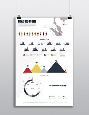 MH370 Flight Infographic