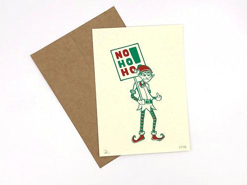 Finger Elf - No Ho Ho