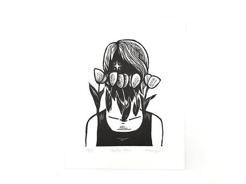 Tulip Face