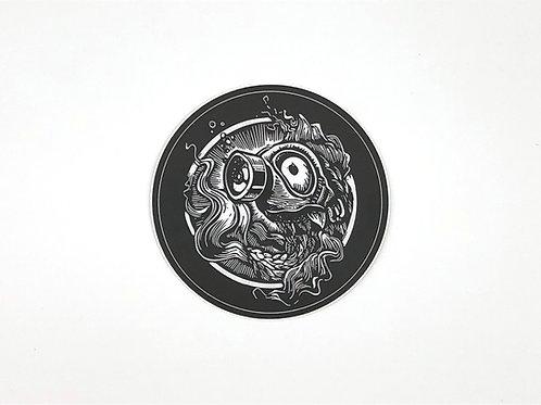 RGZ Sticker