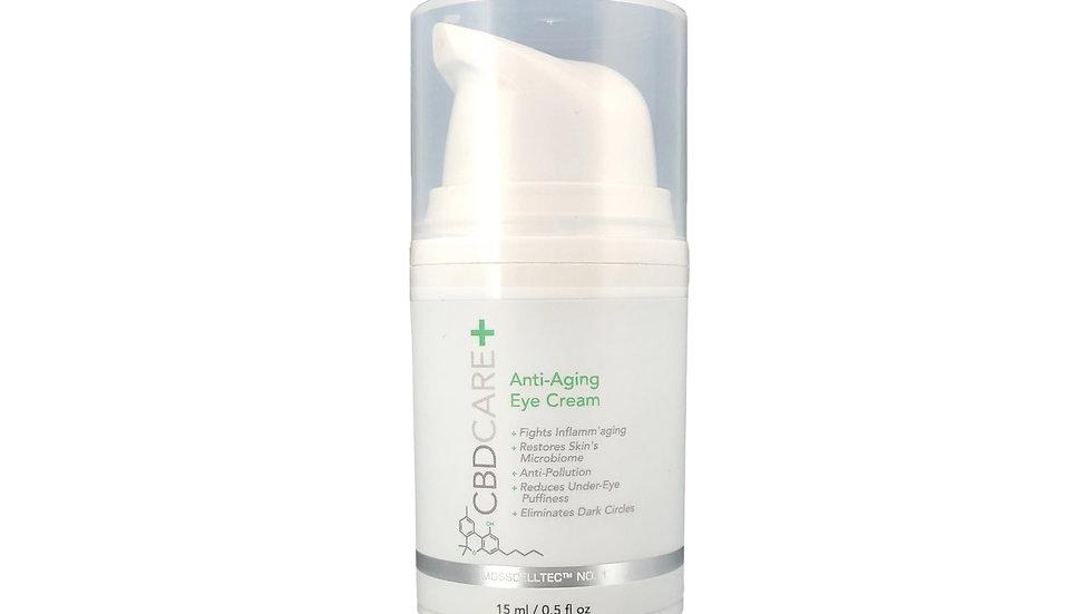 CBDCARE+ Anti-Aging Eye Cream 300mg 15ML