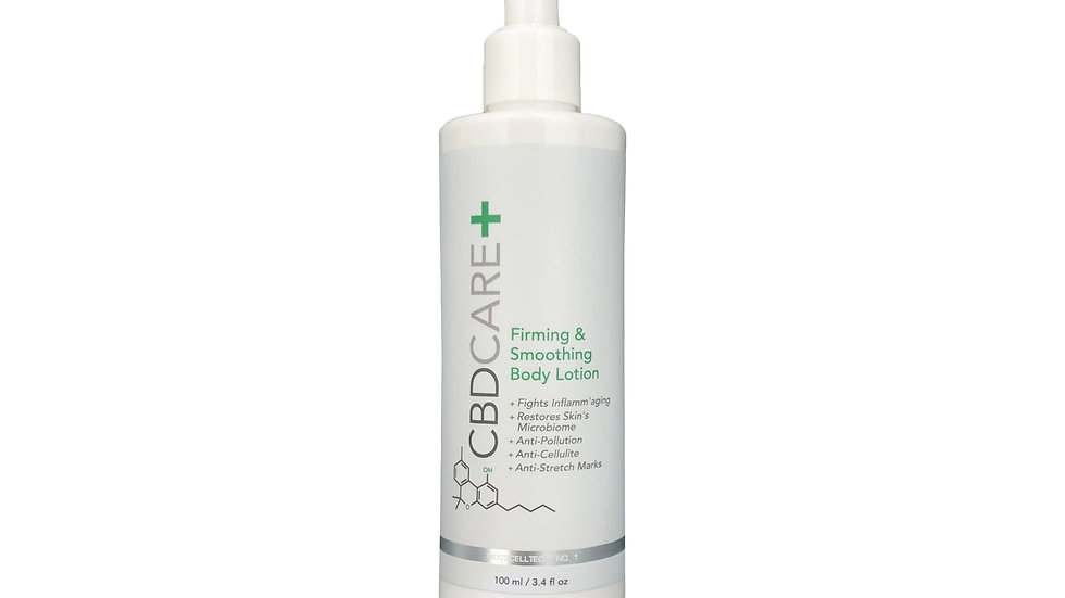CBDCARE+ Firming & Smoothing Body Lotion 300mg 8oz