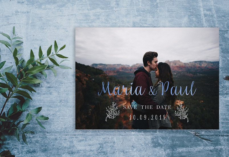 Save the date Tree