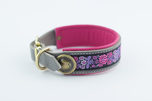 Halsband in rose