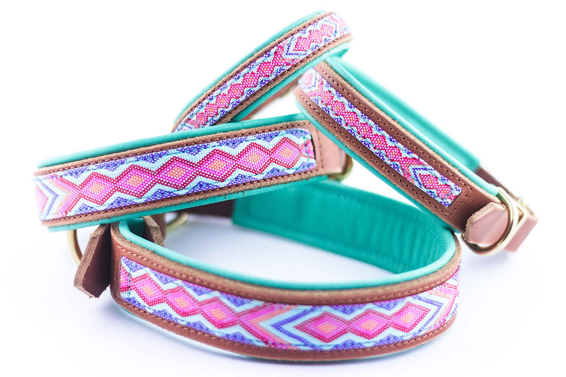 Halsband - Late Summer Türkis