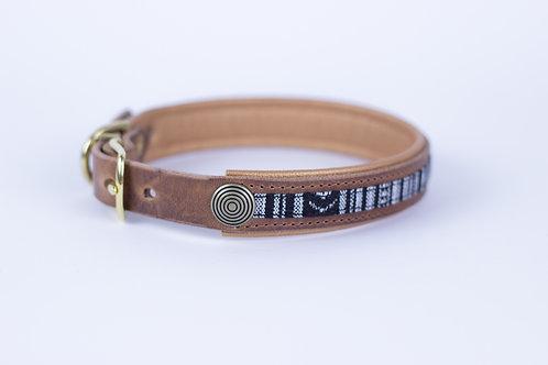 Halsband in Ethno black