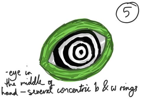 Eye 5 sketch