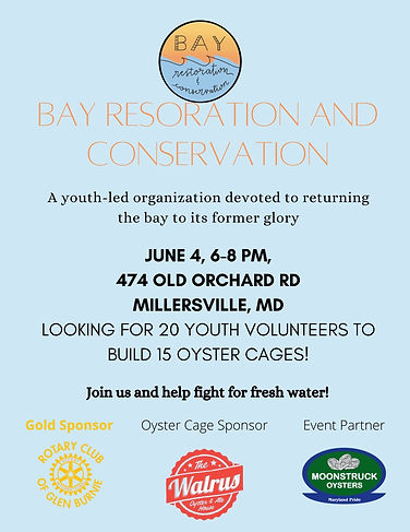 TCP Student Event_Oyster Farming