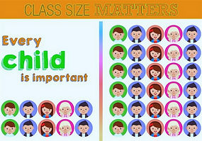 Small class sizes matters in education
