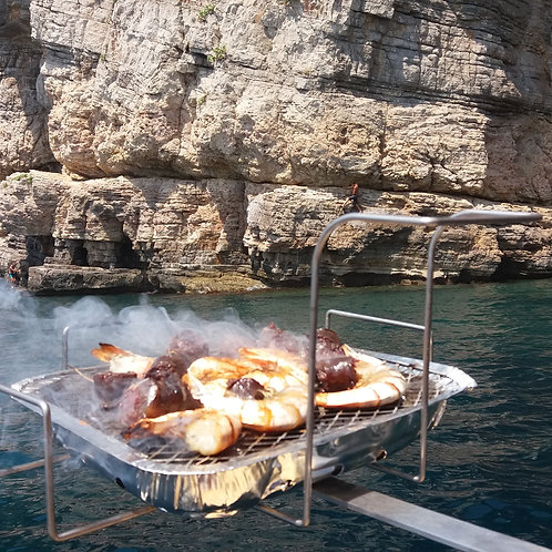 Pack passion Barbecue