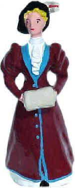 #4105 - Lady w/ Muff