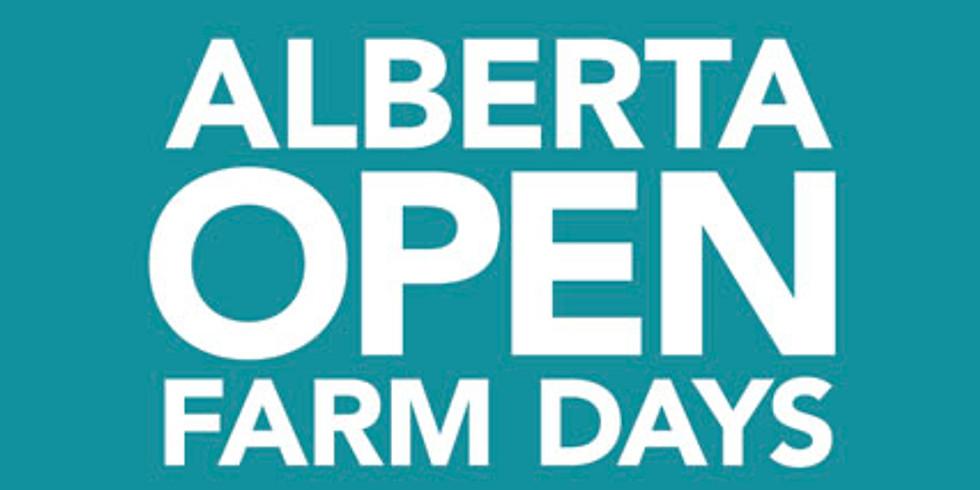 Alberta Open Farm days