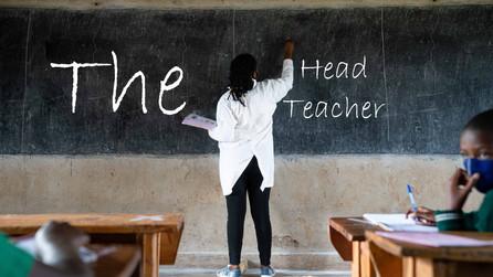 The Head Teacher