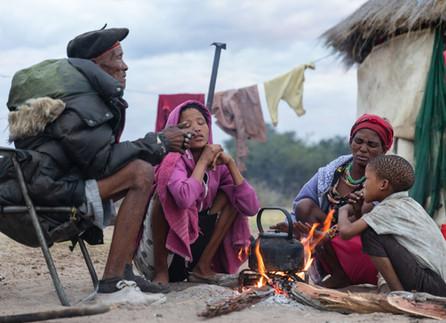 The Heart of the Kalahari