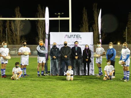 Avatel sella su compromiso con el Club de Rugby La Vila