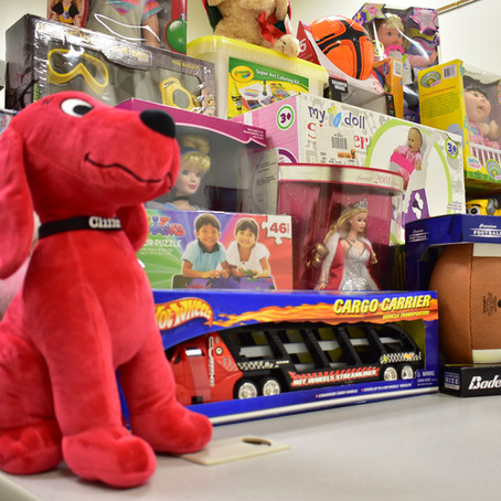 NOVEC HELPS is collecting toys to brighten Christmas