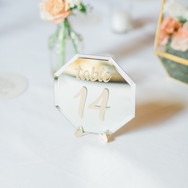 Mirror Table Numbers