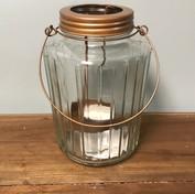 Glass Candle Lanterns (9)