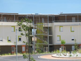 ZAC du Pradas - Montarnaud - 50 logements collectifs locatifs BBC - Hérault