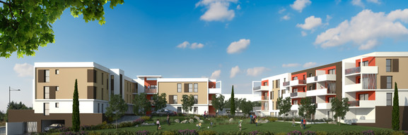 ZAC Nord - Saint-André-de-Sangonis - 40 Logements locatifs