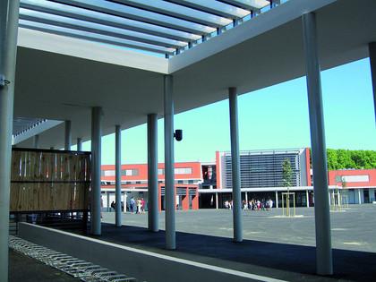 Collège Max Rouquette - Saint-André-de-Sangonis