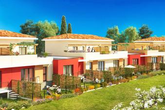 Les villas de la Grange - Bompas