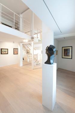 Galerie Durchblicke Treppe