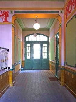 Pfalzburgerstrasse freundliche Farbe