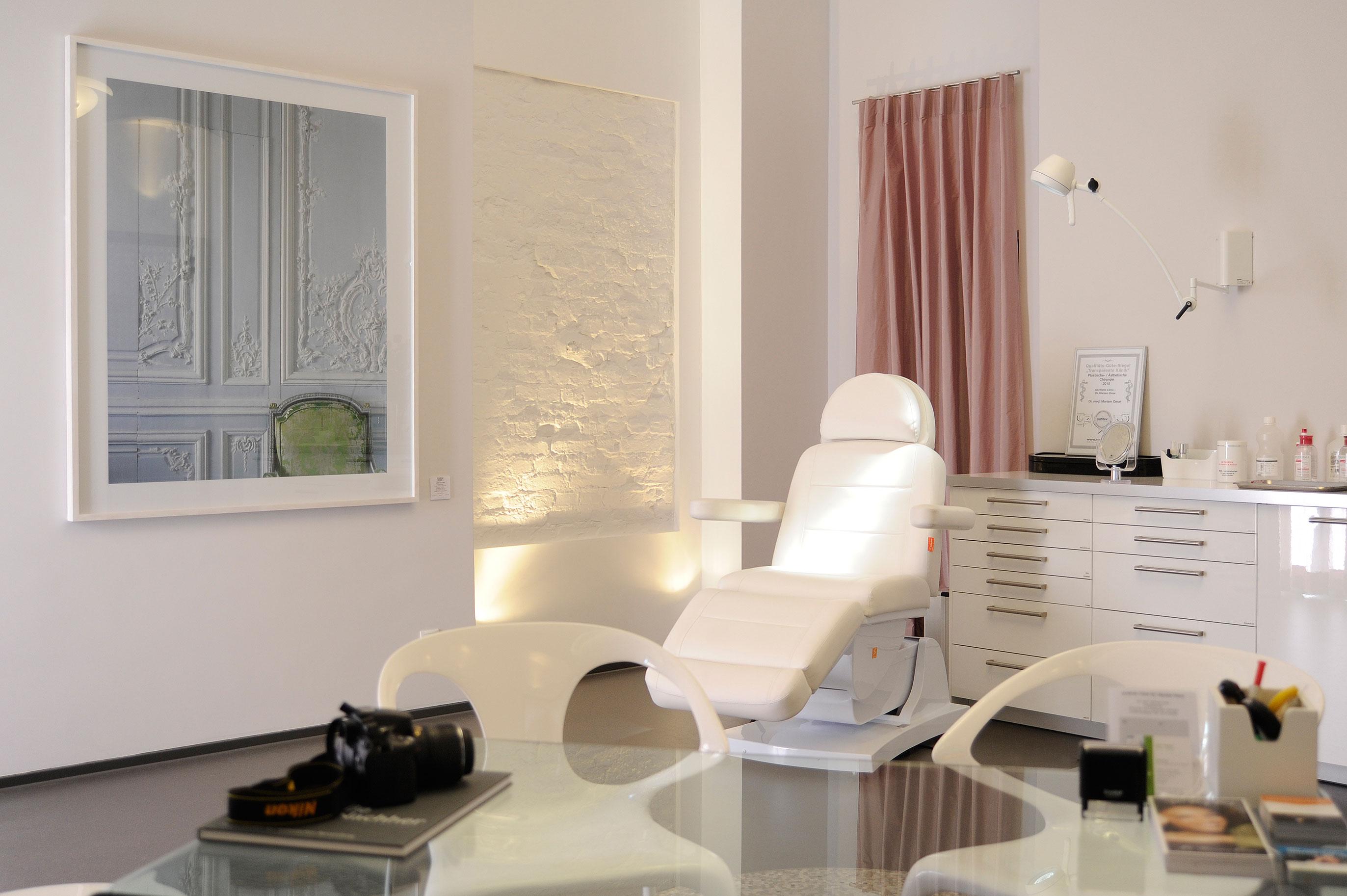 Aesthetic Clinic Sichtmauerwerk
