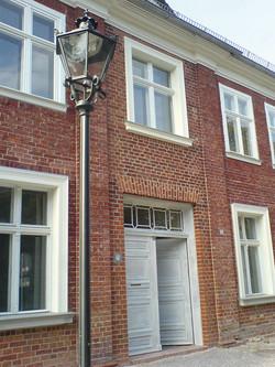 Hotel Potsdam sanierte Fassade