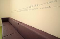 Orthopädische Praxis Design-Sofa