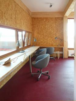 Bootshalle Trainerbüro
