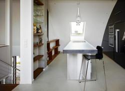 LoftW21 eingepasste Küche