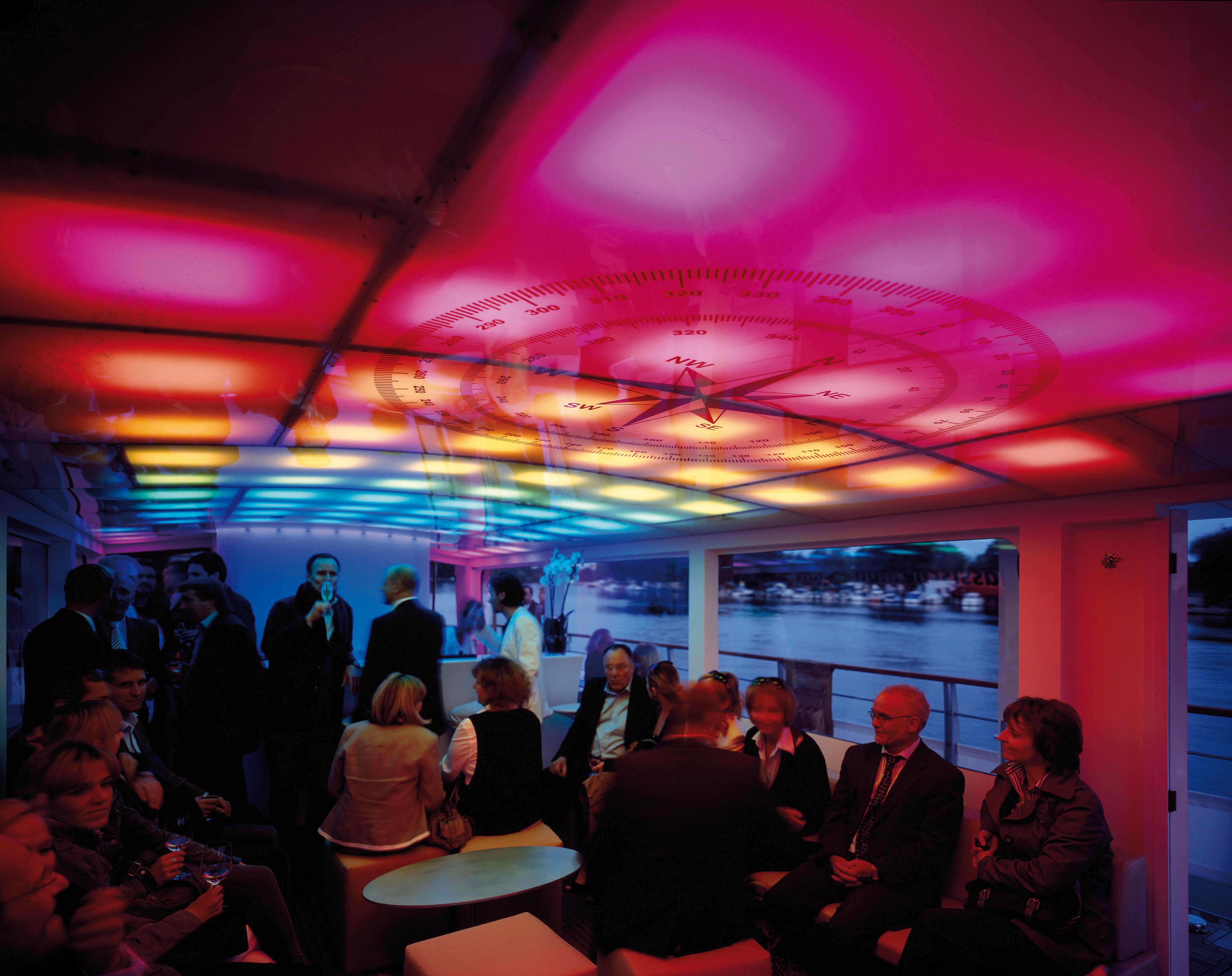 SunCat 58 Lichtspiele Kompassrose