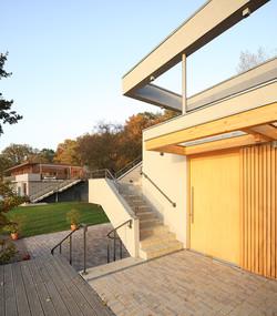 Clubhaus Treppe klein