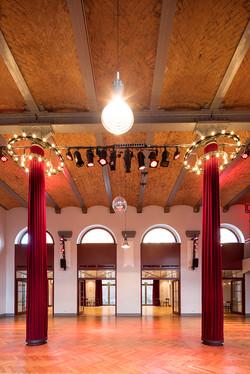 Ballsaal Walzer Linksgestrickt