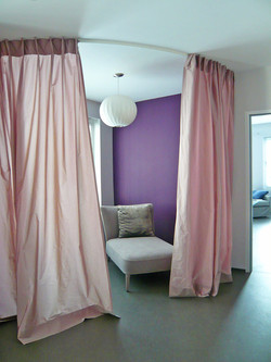 Aesthetic Clinic Ruhelounge textil