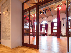 Ballsaal Anbau Tanzsaal