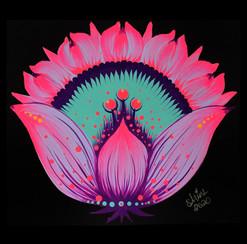 Fairy Flower 3, 2020