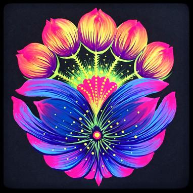 Psychedlic Bloom 2, 2020