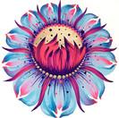 Seventh Flower, 2020