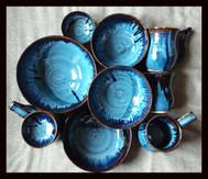 Blue Drip Series, 2013