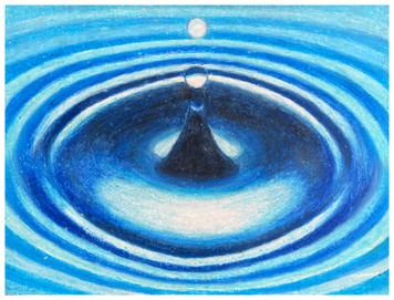 Water Drop, 2001