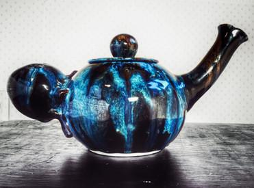 Octopot Relic Teapot, 2014