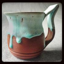 Seafoam Drip Series - Mug, 2013
