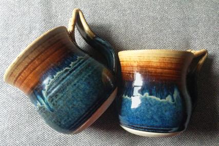 Night & Day Series - Mugs, 2013
